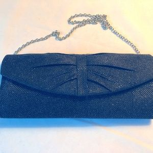 Jessica McClintock Soft Sparkle Clutch